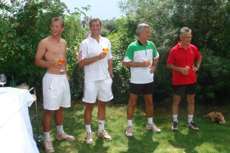 1. Gallo Rosso Doppelturnier 28. Juli 2007