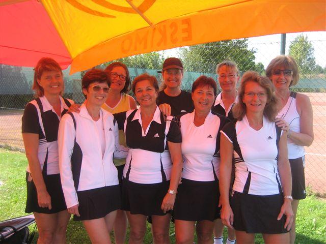 Damen 35+ Herbst Meisterschaft 2008
