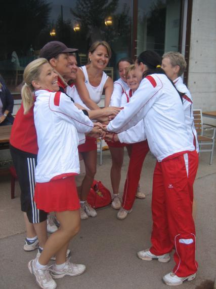 Damen AK C2 Meisterschaft 19.06.2010