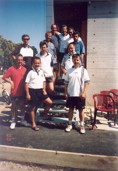 Herrenmeisterschaft 07.05.2000