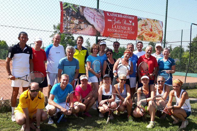 10. Gallo-Rosso-Tennisturnier – Juni 2017